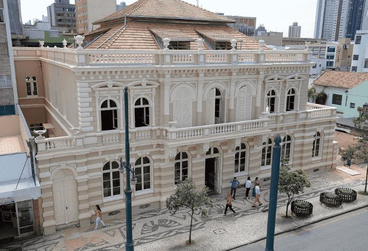 Museu da Imagem e do Som do Paraná