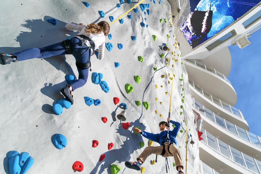 paredes de escalada