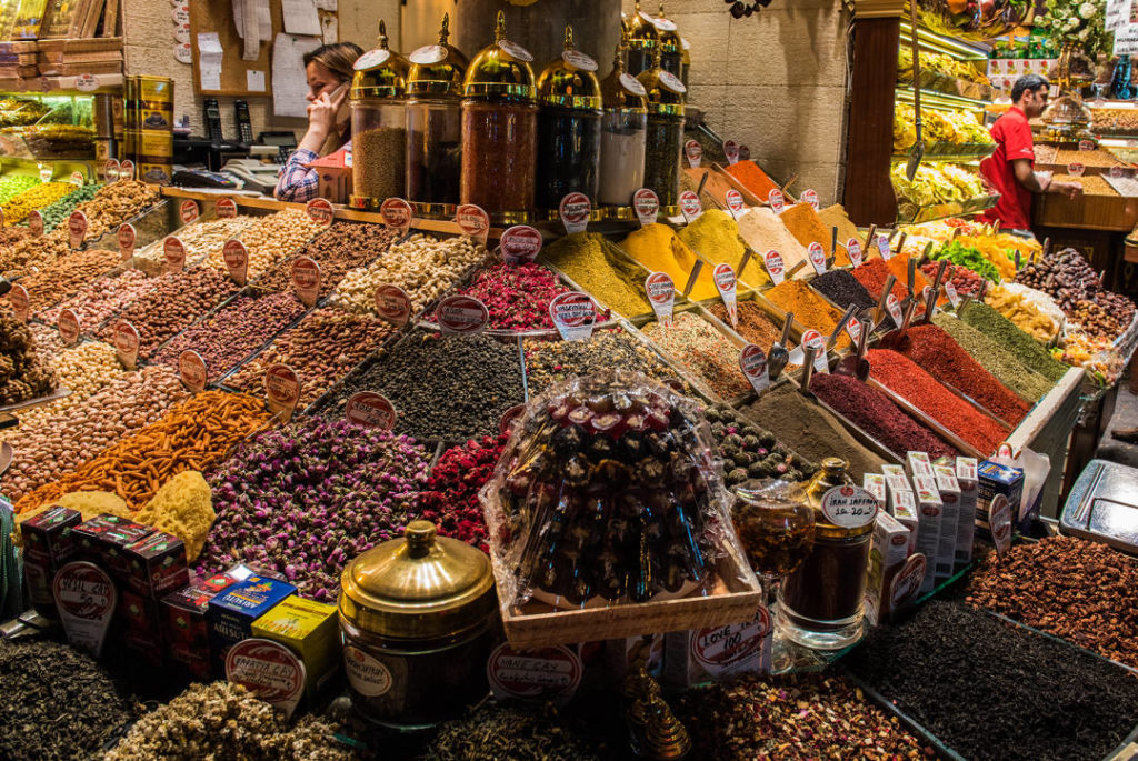 Spice bazar