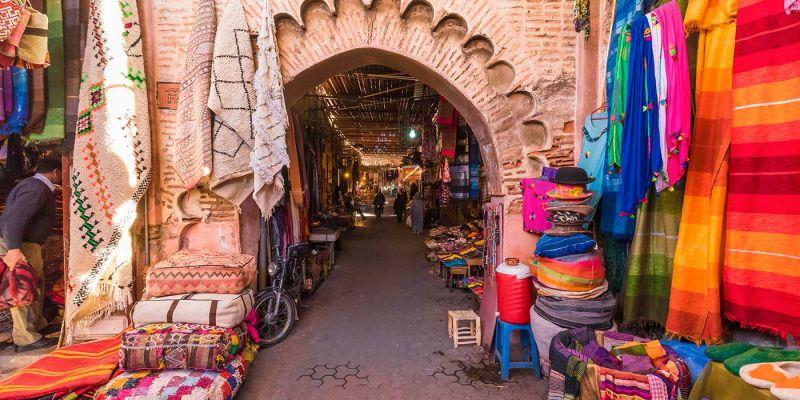 mercado Marrakesh