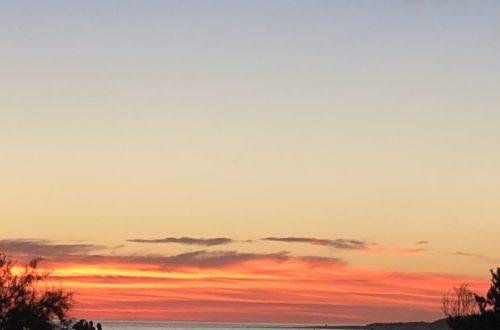 Pôr do Sol em Punta Del Este